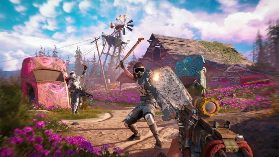 Far Cry New Dawn Screenshot 4