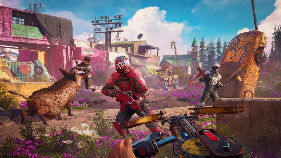 Far Cry New Dawn Screenshot 3