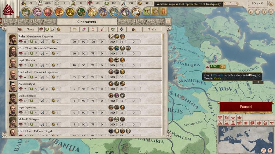 Imperator Rome - Deluxe Edition Screenshot 8