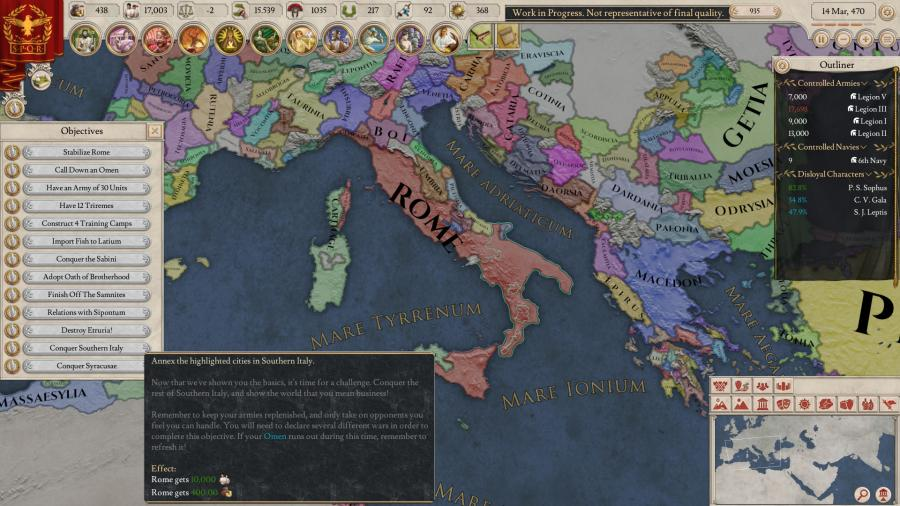 Imperator Rome - Deluxe Edition Screenshot 4