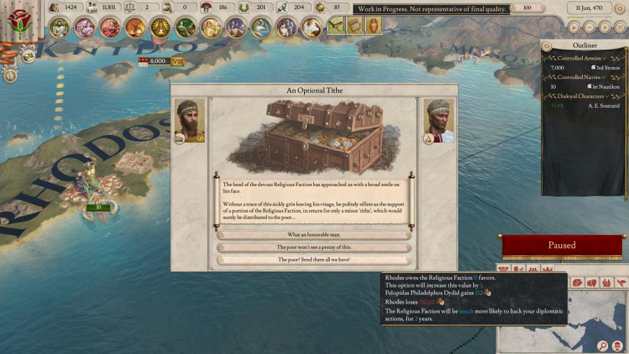 Imperator Rome - Deluxe Edition Screenshot 7