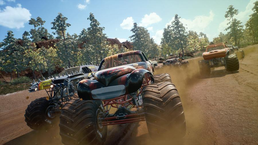 Monster Jam Steel Titans Screenshot 2