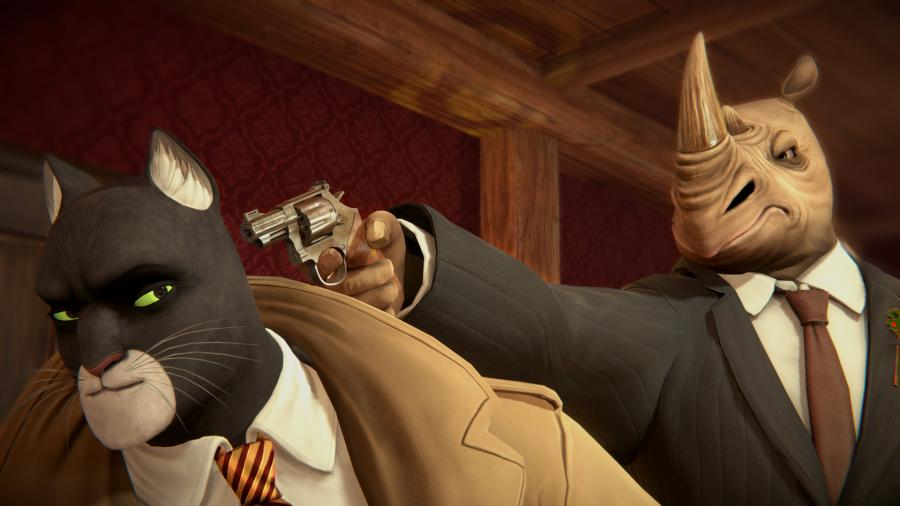 Blacksad - Under the Skin Screenshot 3