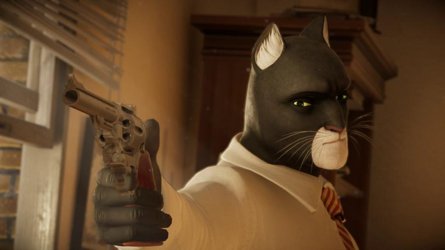 Blacksad - Under the Skin Screenshot 2