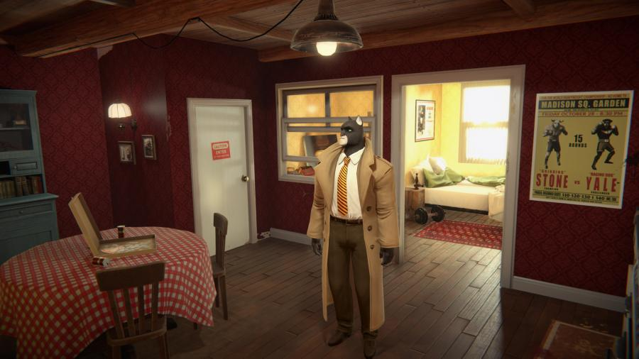 Blacksad - Under the Skin Screenshot 7