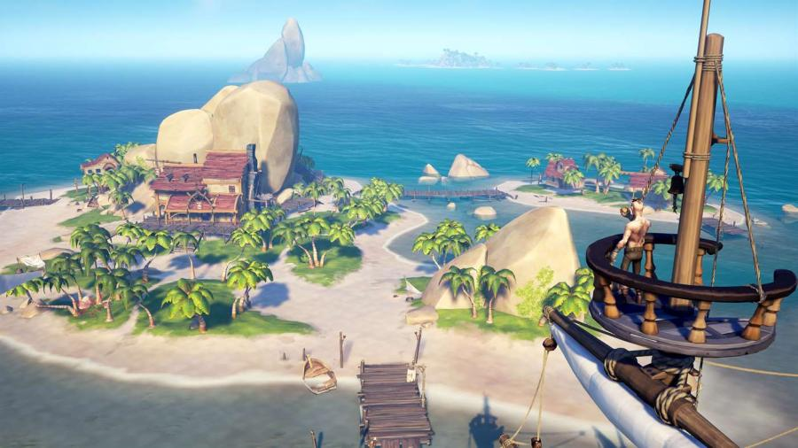Sea of Thieves - Anniversary Edition (Xbox One / Windows 10) Screenshot 3