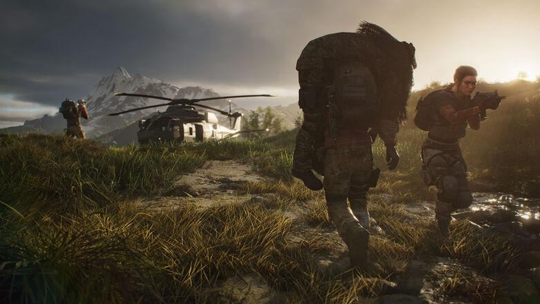 Ghost Recon Breakpoint Screenshot 4