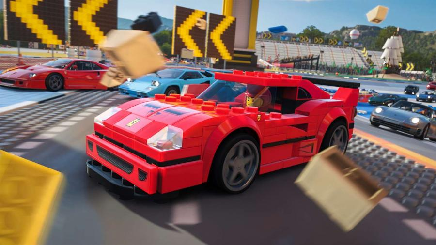 Forza Horizon 4 - LEGO Speed Champions DLC (Xbox One / Windows 10) Screenshot 6