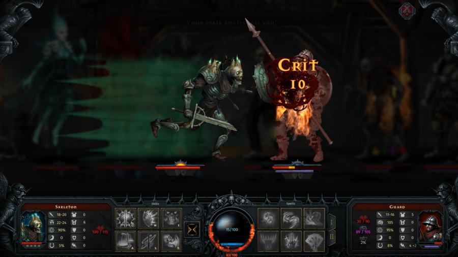 Iratus - Lord of the Dead Screenshot 7
