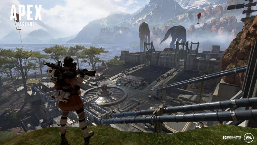 Apex Legends - Lifeline Edition Screenshot 2