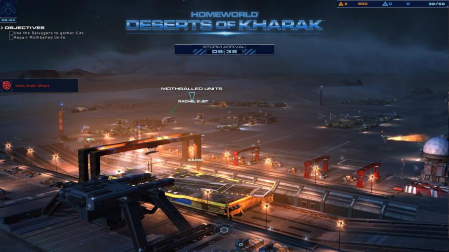 Homeworld - Deserts of Kharak Screenshot 3