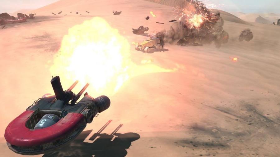 Homeworld - Deserts of Kharak Screenshot 7
