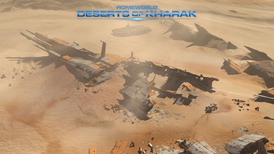 Homeworld - Deserts of Kharak Screenshot 2