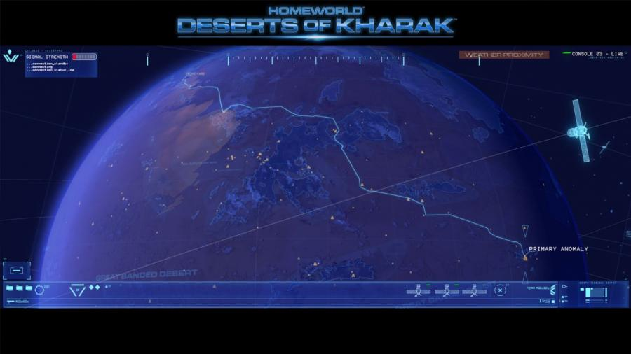 Homeworld - Deserts of Kharak Screenshot 9