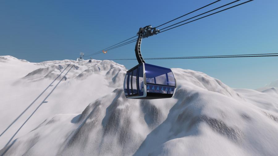 Winter Resort Simulator Screenshot 3