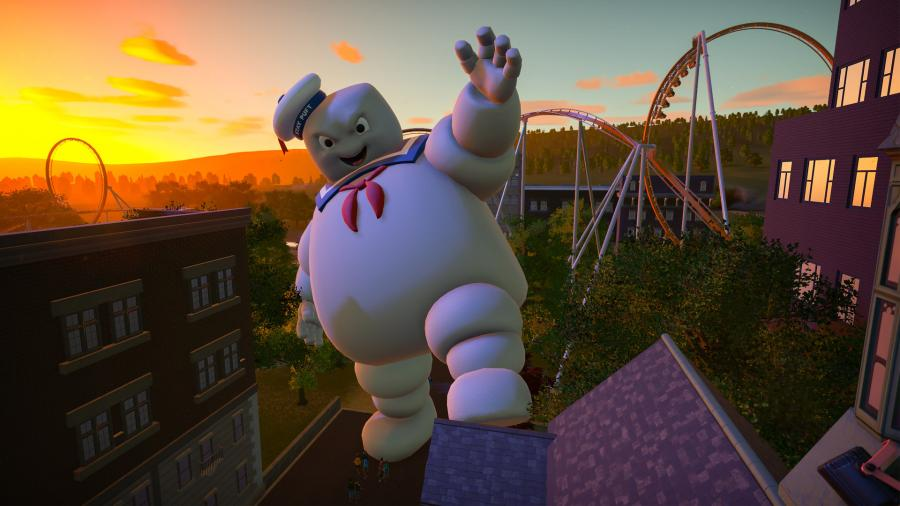 Planet Coaster - Ghostbusters (DLC) Screenshot 7