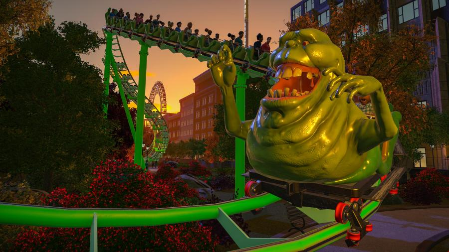 Planet Coaster - Ghostbusters (DLC) Screenshot 6