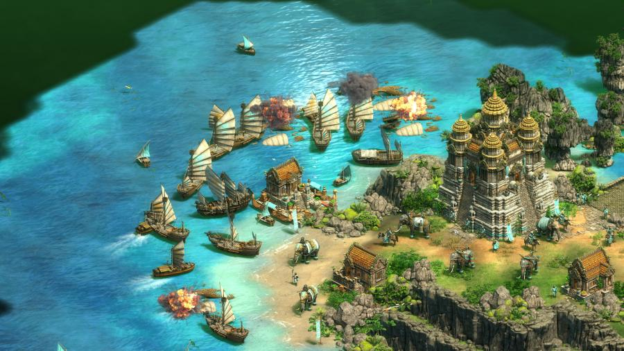 Age of Empires II - Definitive Edition Screenshot 7