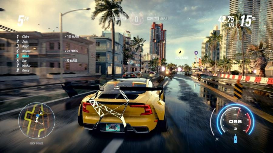 Need for Speed Heat (English only) Screenshot 5