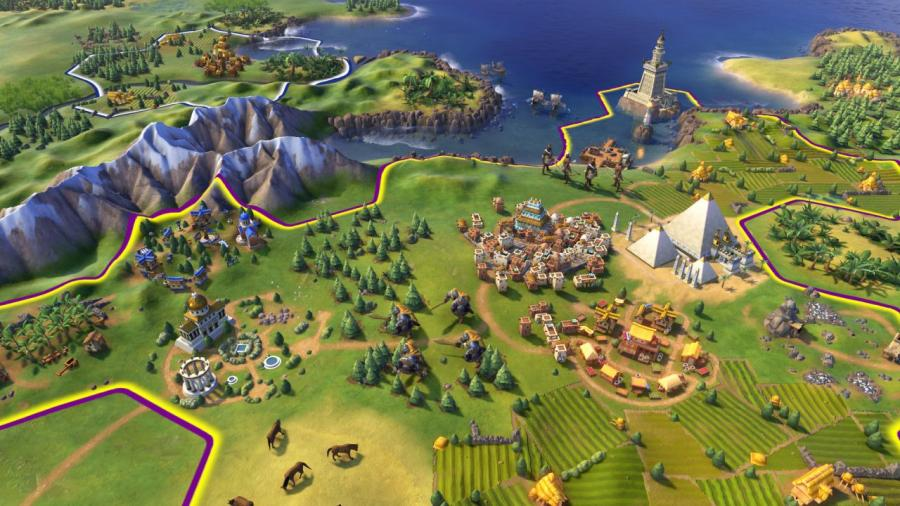 Civilization VI - Platinum Edition (clé UE) Screenshot 2