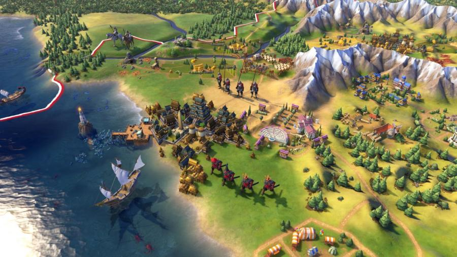Civilization VI - Platinum Edition (clé UE) Screenshot 4