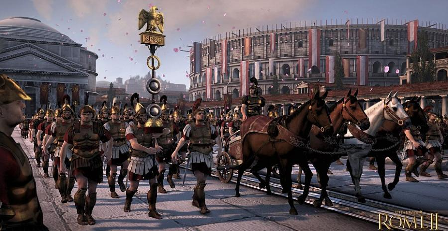 Total War Rome 2 - Enemy at the Gates Edition Screenshot 2