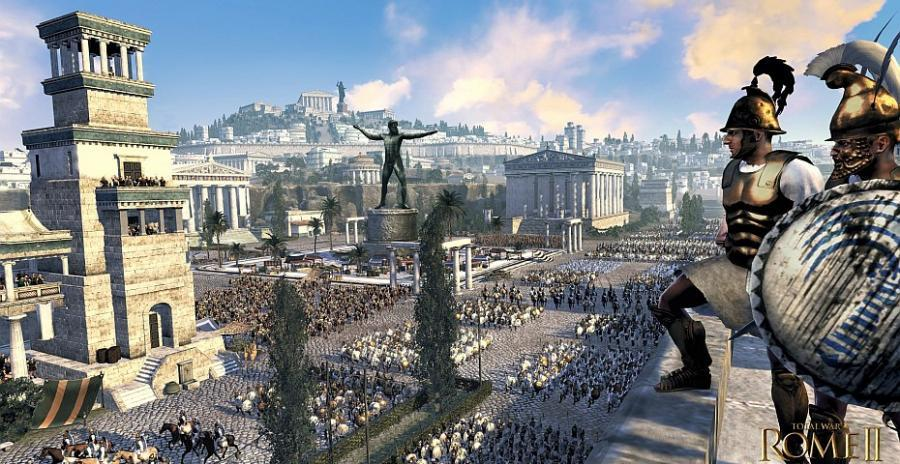 Total War Rome 2 - Enemy at the Gates Edition Screenshot 3
