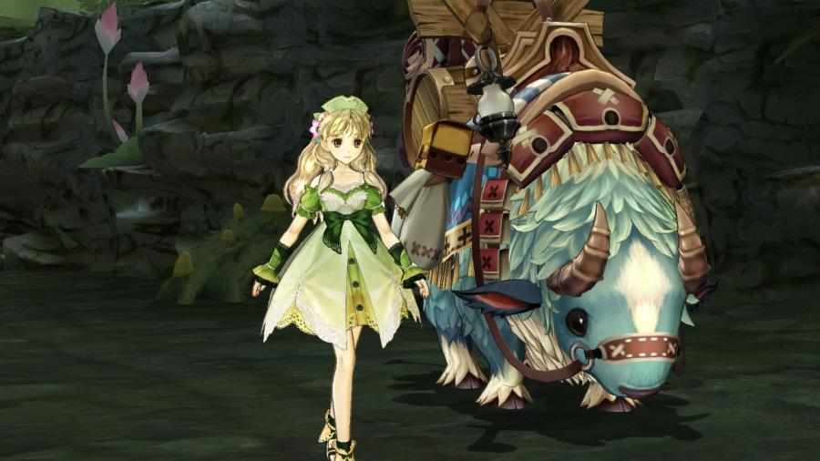 Atelier Ayesha - The Alchemist of Dusk DX Screenshot 2