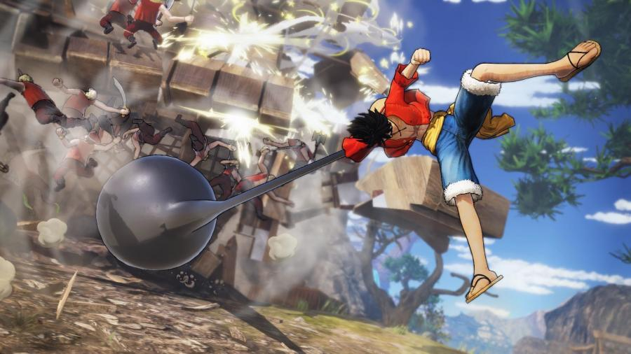 One Piece Pirate Warriors 4 Screenshot 8