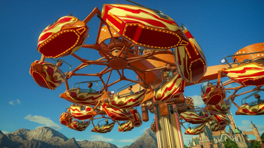 Planet Coaster - Classic Rides Collection (DLC) Screenshot 8