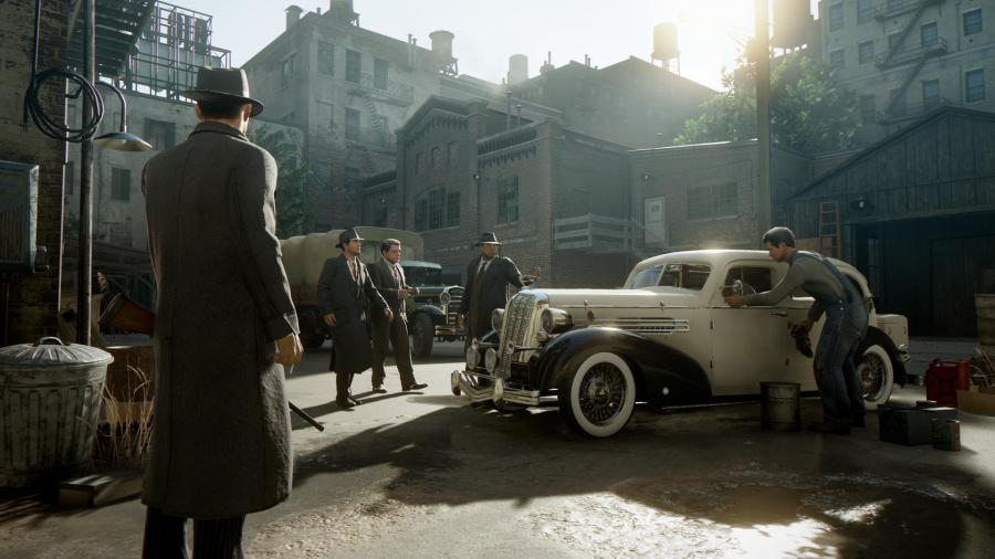 Mafia - Definitive Edition Screenshot 3