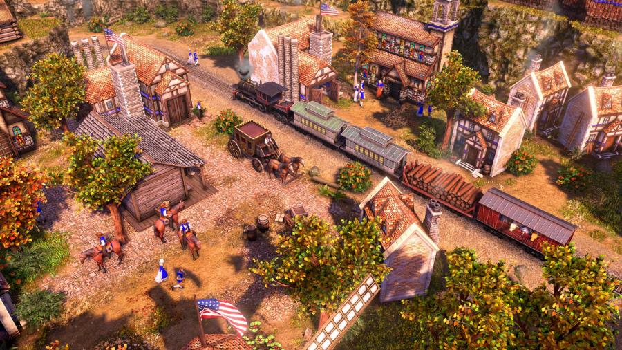 Age of Empires III - Definitive Edition (Steam Key) Screenshot 8