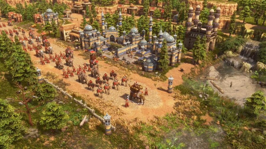 Age of Empires III - Definitive Edition (Steam Key) Screenshot 3