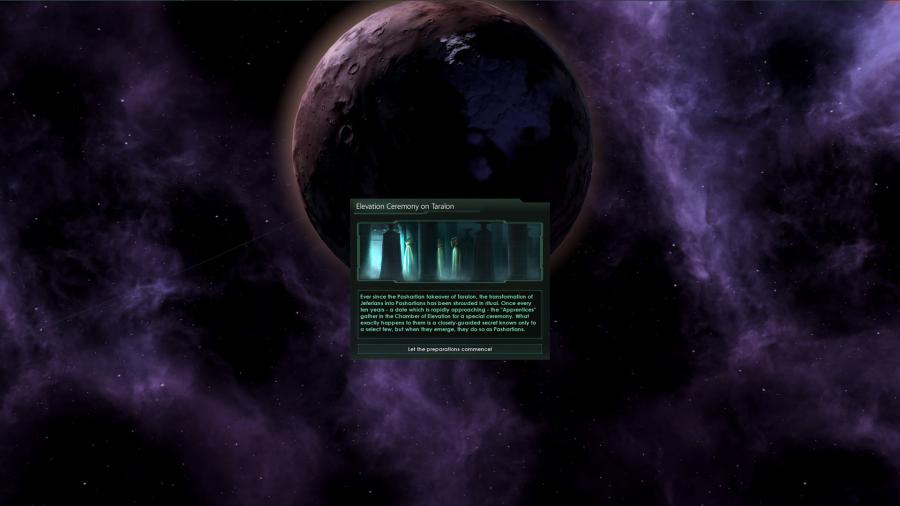 Stellaris - Necroids Species Pack (DLC) Screenshot 6