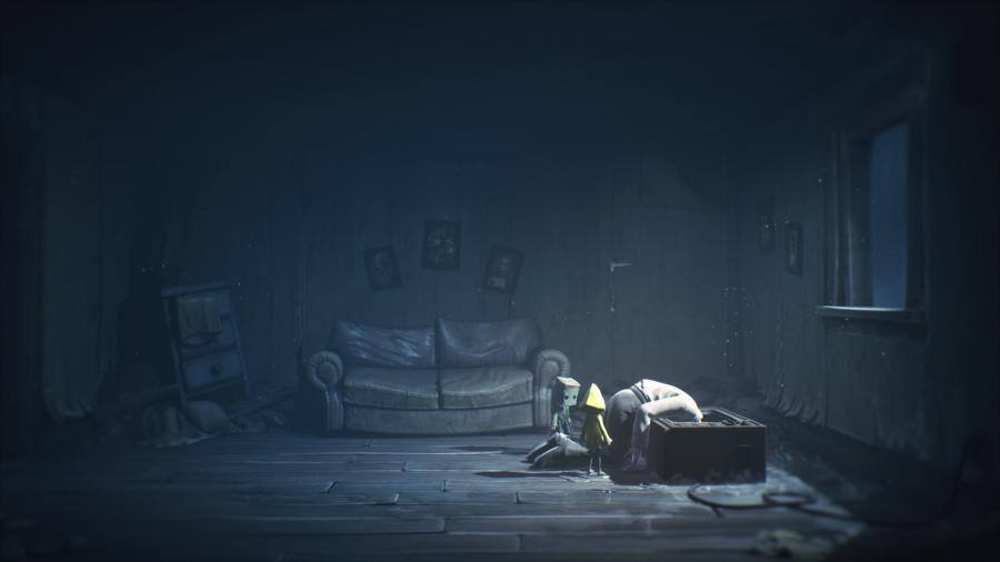 Little Nightmares II - Deluxe Edition Screenshot 5