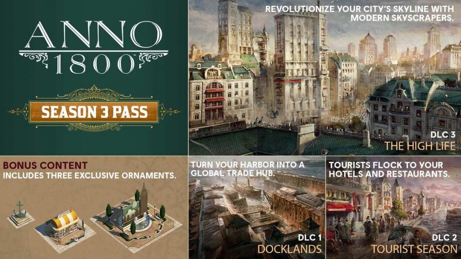 Anno 1800 - Season 3 Pass Screenshot 4