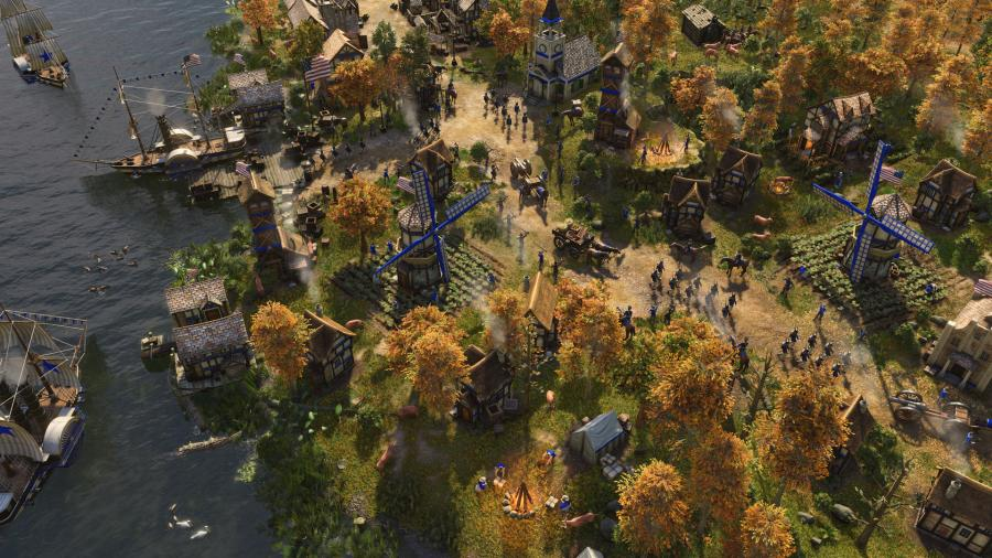 Age of Empires III Definitive Edition - United States Civilization (DLC) Screenshot 5
